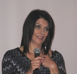 Marina Sirtis all'Eurocon 2009