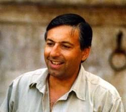 Lo scrittore Mario Farneti