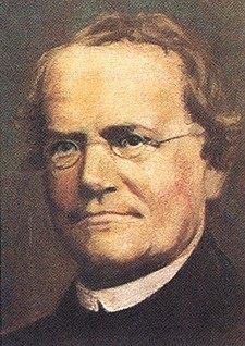 Gregor Mendel (1822-1884).