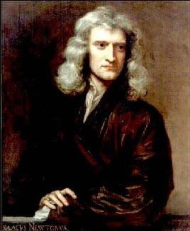 Isaac Newton (1642-1727). Nel XVII secolo, i Principia di Newton stravolsero la concezione del mondo più di quanto fece la Teoria della Relatività Generale nel 1916.
