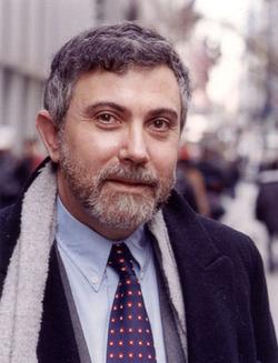 Paul Krugman, Premio Nobel per l'Economia
