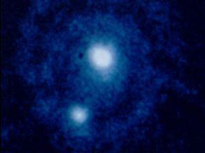Plutone e Caronte.