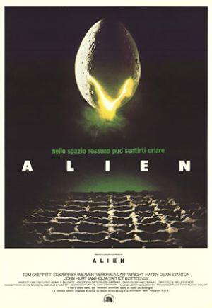 Il poster originale italiano (1979)