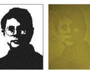 Stampe fotografiche biologiche costituite da batteri modificati geneticamente