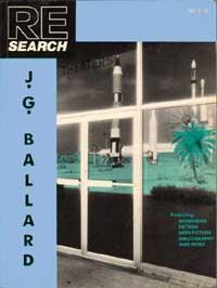 Copertina del numero di RE/Search dedicato a Ballard