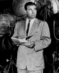Gene Roddenberry, il creatore di Star Trek