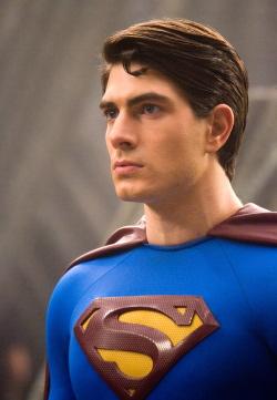Brandon Routh, l'attore scelto per interpretare Superman