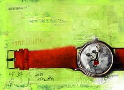 <i>American Watch</i>, copertina di <i>La svastica sul sole</i>