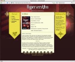 Il sito dedicato al libro