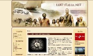 Il sito di Lost proposto da Lost-Italia.Net
