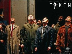 Una foto promozionale per <i>Taken</i>