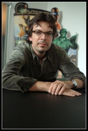 Thomas Langhanki, direttore creativo e co-fondatore di Sek