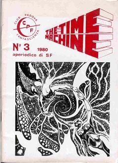 Il numero di TTM sul quale è uscito il primo racconto di Fazio, numero 3/1980.