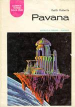 Roberts: Pavana copertina