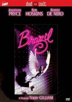 Il dvd di <i>Brazil</i>, in edicola