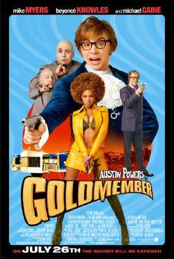 Una scena del nuovo film <i>Goldmember</i>
