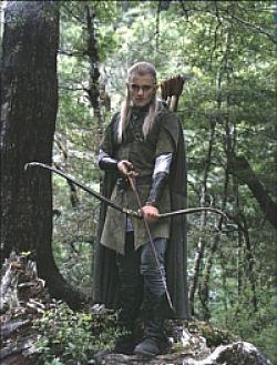 Orlando Bloom è Legolas