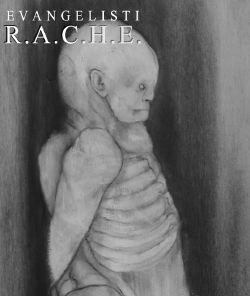 Un bozzetto per il film RACHE rappresentante un poliploide (Ursula Equizzi)