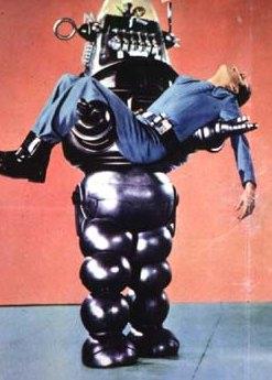 Robbie, il robot di <i>Il Pianeta Probito</i>