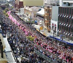 Wellington, 1 dicembre '03