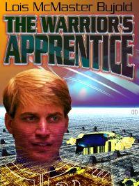 La versione ebook di <i>The Warrior's Apprentice</i> di Lois McMaster Bujold