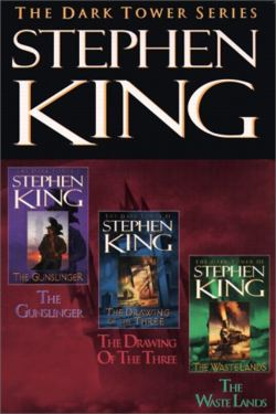 Un volume comprendente i primi tre libri della serie