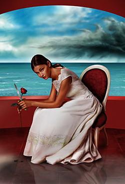 L'illustrazione di Manzieri finalista nella categoria opera inedita a colori