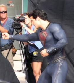 Superman come non lo avete mai visto.