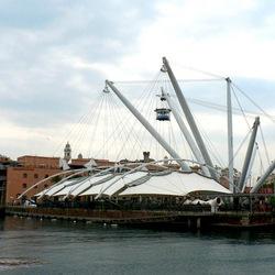 Una vista di Genova