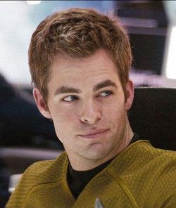 Nel finale alternativo, il capitano Kirk comanda in modo piuttosto sbrigativo...