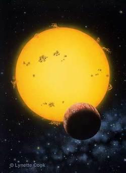 Uno dei primi pianeti scoperti: 51 Pegasi