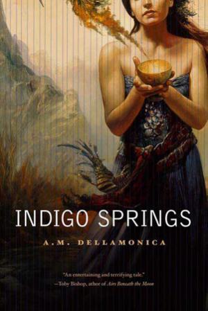 <i>Indigo Springs</i> di A.M. Dellamonica