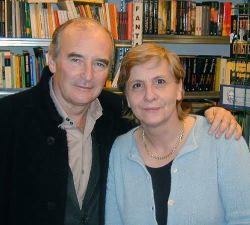David Ambrose e Tecla Dozio alla Sherlockiana