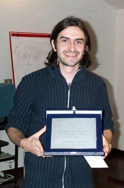 Gabriele Guerra, vincitore del Premio Lovecraft