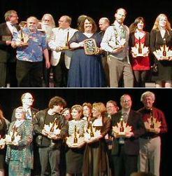 Tutti i vincitori (foto: <i>Locus</i>)