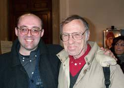 Silvio Sosio e Robert Sheckley