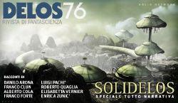 La bellissima copertina di Edoardo Belinci per Delos 76