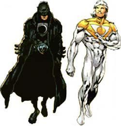 Apollo e Midnighter, supereroi gay