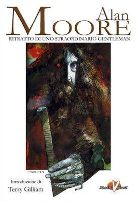 La copertina del libro dedicato allo sceneggiatore britannico.