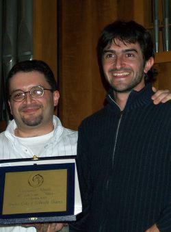 Alberto Cola e Gabriele Guerra