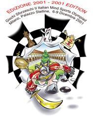 Il logo della scorsa edizione