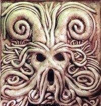 Il logo del Premio Lovecraft, opera di Andrea Bonazzi
