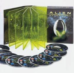 Alien cofanetto 9 dvd