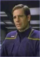 Il capitano Archer di <i>Enterprise</i> (Scott Bakula)