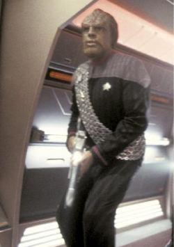 Michael Dorn è Worf