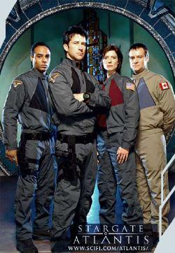 Il cast di <i>Atlantis</i>