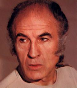 Barry Morse (Victor Bergman in <i>Spazio: 1999</i>) sarà ospite della StarConTrek