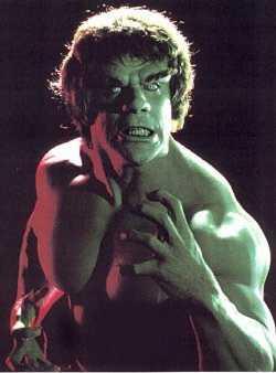 L'incredibile Hulk: la serie più trasmessa del 2001 (198 episodi e repliche)