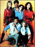 Il cast della miniserie originale