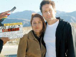 L'ultimo ciak per David Duchovny e Gillian Anderson
